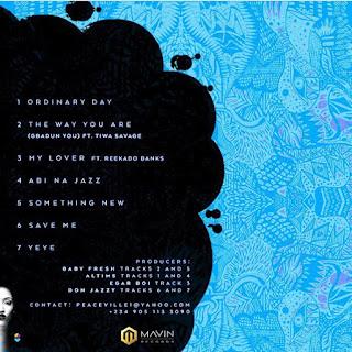 Di'ja - The Way you are (Gbadun You) Ft. Tiwa Savage Mp3 download