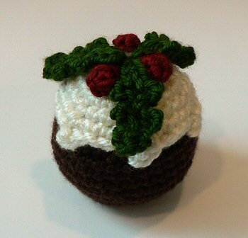 Knitting Pattern For A Christmas Pudding : Miss Julias Patterns: Free Patterns - 30+ More Christmas Projects to Kni...