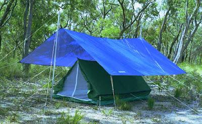 Tips Mendirikan Tenda