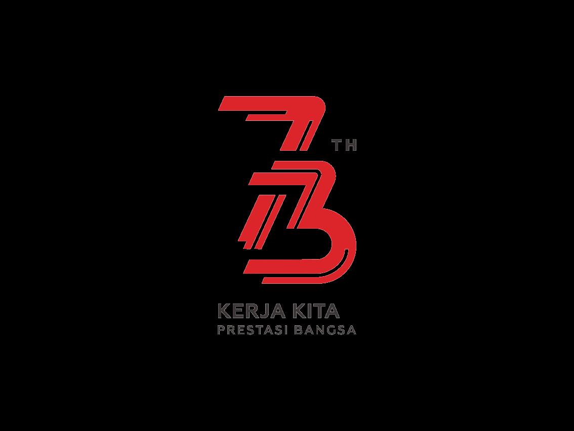 Logo Kemerdekaan NKRI Ke 73 Format CorelDRAW HD - Vector ...