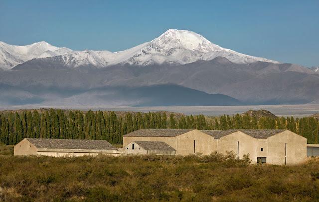 Bodega Atamisque Tupungato Argentina