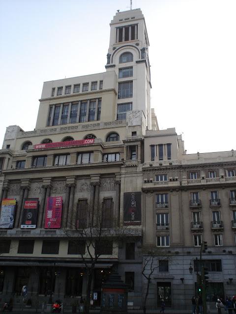 Fiesta de Nochevieja 2012 – 2013 en Madrid. Círculo de Bellas Artes