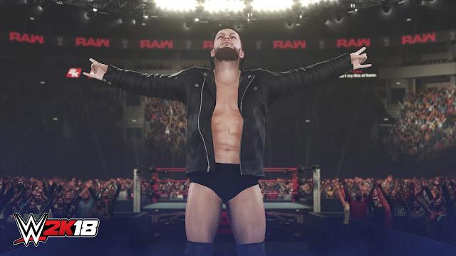 WWE 2K18 se lanzará el 17 de octubre, ¡confirmado en ordenadores!