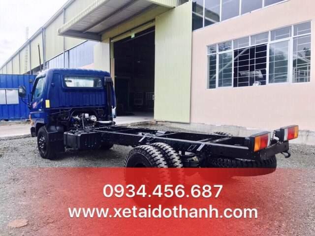 Xe ô tô HD120s nhập khẩu sử dụng động cơ D4DB