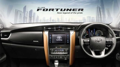 Fitur Unggulan Toyota All New Fortuner 2016