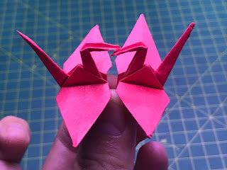 Shop bán hạc giấy xếp sẵn tại tphcm | lợi nguyễn origami