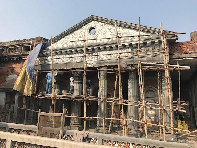 Bari Kothi Restoration