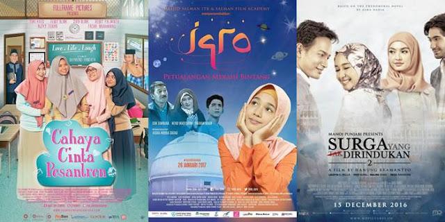 Film Islami Indonesia Terbaik dan Terbaru Tahun 2016-2018
