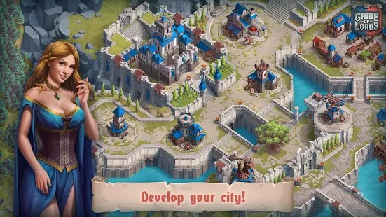 Game of Lords Apk+Data Free on Android Game Download