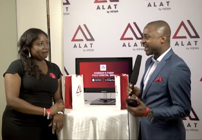 Wema Bank Updates ALAT App, Offers Up to 30% Discount to Customers