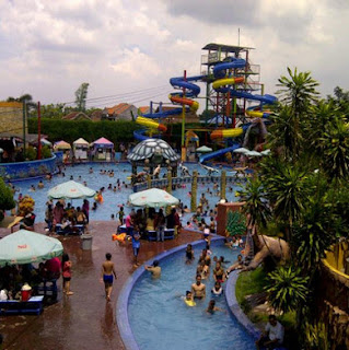 Tempat Wisata Sun City WaterPark Indahnya Berlibur