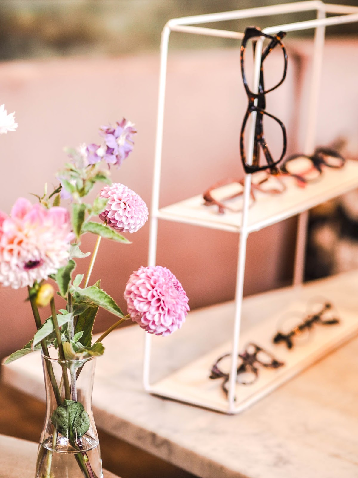 Specsavers Opticians Summer in Bloom.