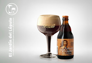 La cerveza Adriaen Brouwer Winter Wood Whisky Oaked