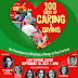 It's 100 Days 'til Christmas and it's all about caring and giving at SM Supermalls