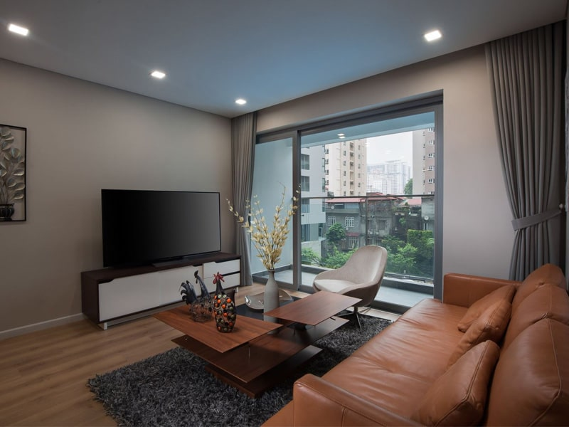 Thiết kế chung cư DLC Complex