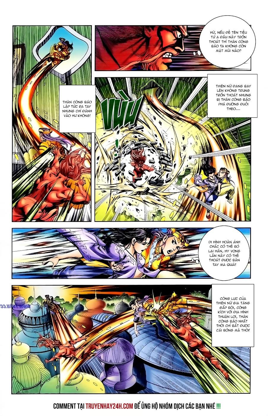 Cơ Phát Khai Chu Bản chapter 106 trang 18