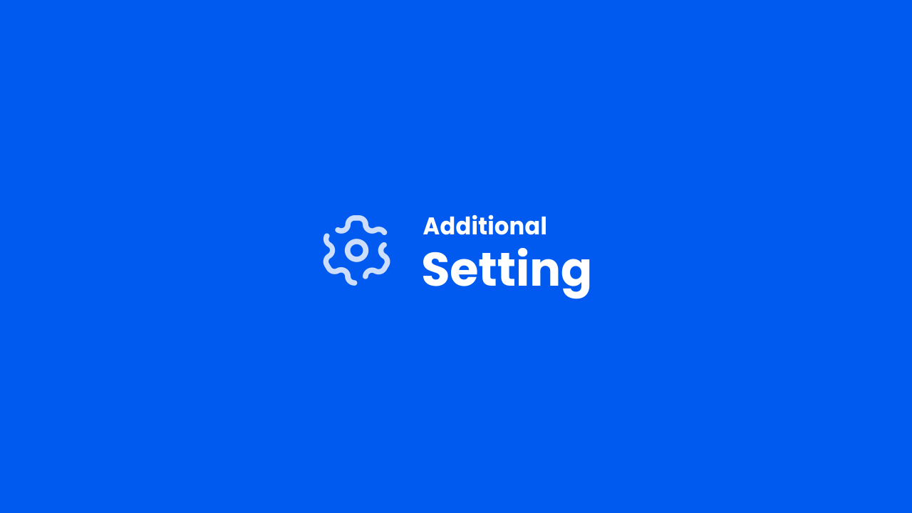 Additional Settings for iMagz Themes