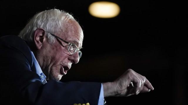 Sanders: En EEUU los multimillonarios compran la presidencia