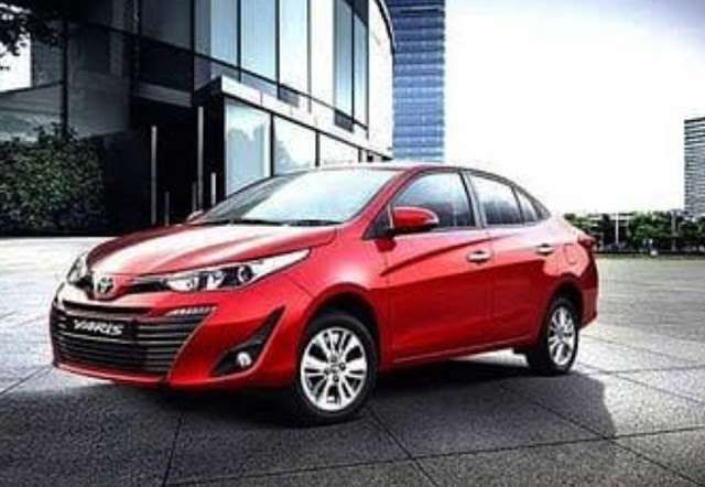 Toyato launch Yaris lower trim option to fleet operater.