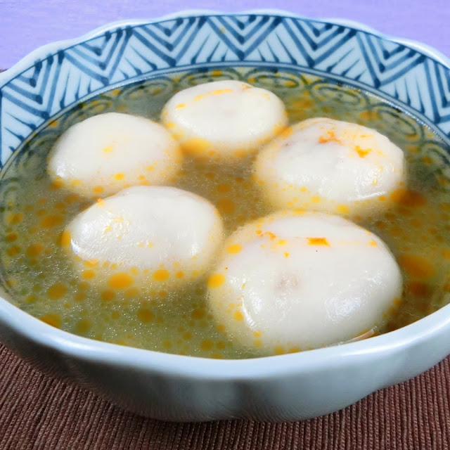 あったか満腹レシピ!白玉肉団子の中華スープ