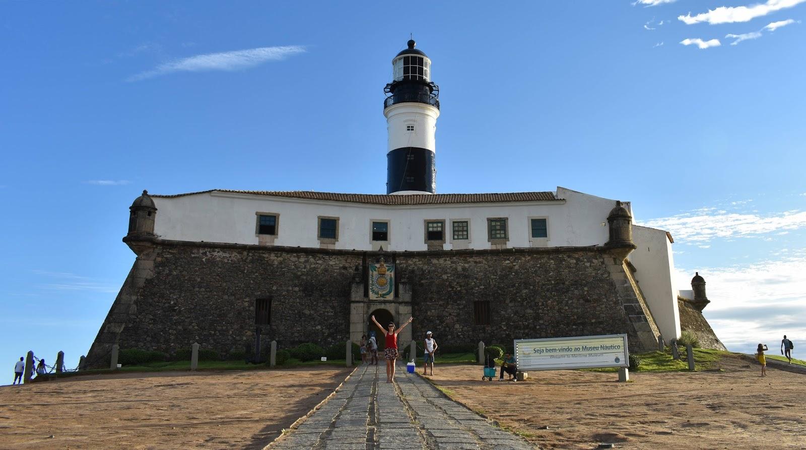 Farol da Barra, Salvador - Bahia
