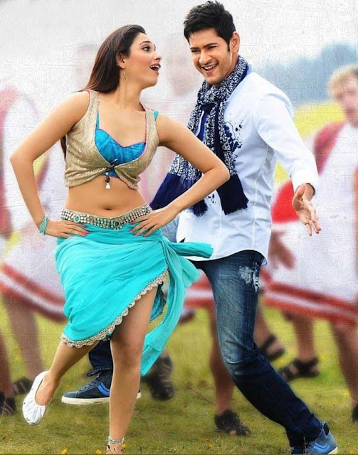Mahesh Babu and Tamannaah in Aagadu (2014) Telugu movie. Aagadu (2014) is an Indian Telugu language action comedy movie directed by Srinu Vaitla. The movie Aagadu (2014) is starred by Mahesh Babu and Tamannaah in the lead roles.     Watch the full Hindi dubbed movie Aagadu (2014) here...
