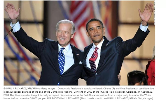 Biden's running mate search: Relationship with Obama offers a guide