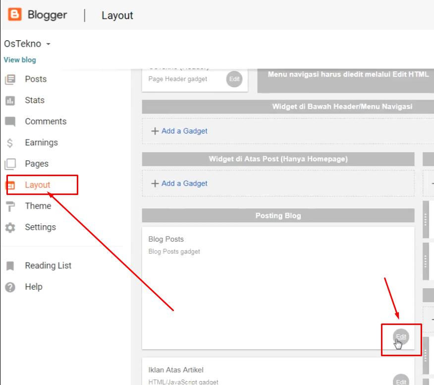 Cara Mengatasi Tampilan Post Halaman Depan Blog Yang Berubah Jadi 1 atau Sedikit Post
