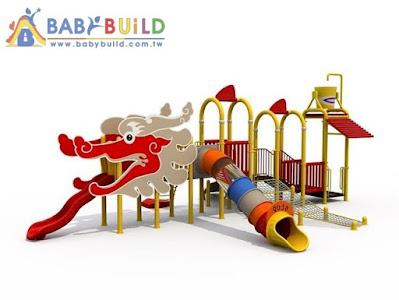 BabyBuild戲水遊具