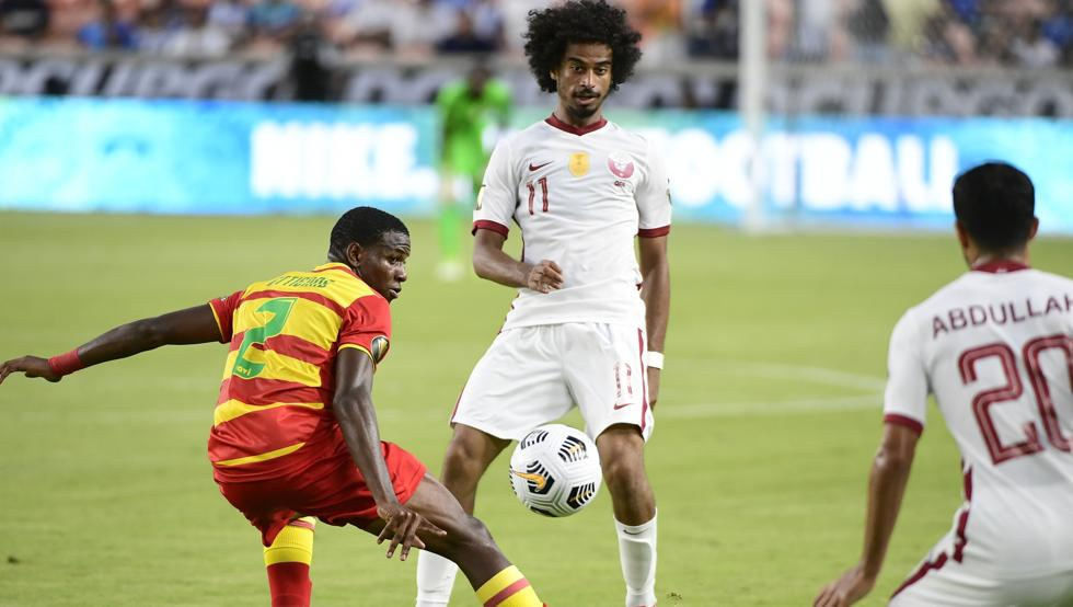 """الكأس الذهبية : قطر تتألق وتكتسح غرينادا """"4-0"""""""