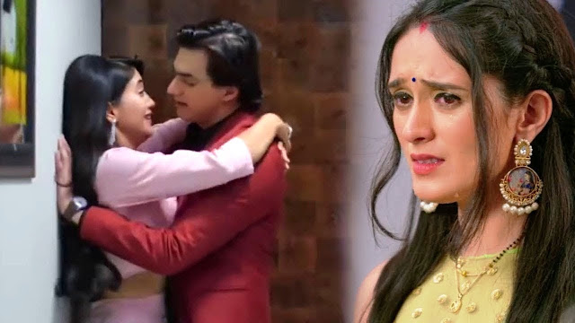Finally Naira writes Vedika's end unites with Kartik in Yeh Rishta Kya Kehlata Hai