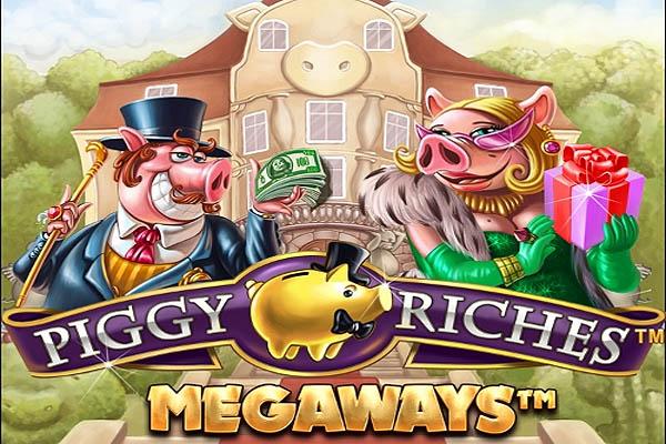 ULASAN SLOT PIGGY RICHES MEGAWAYS (RED TIGER GAMING)