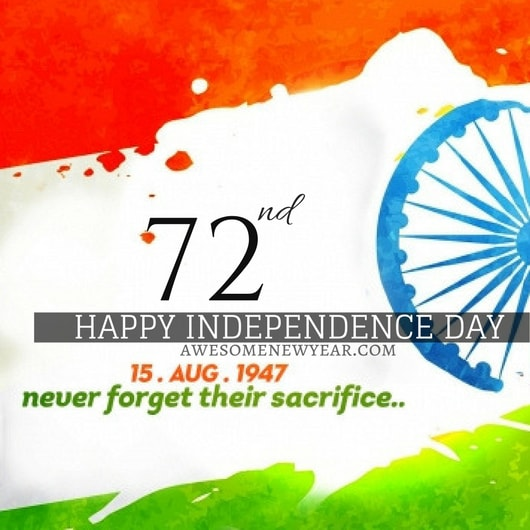 72nd independence day quotes