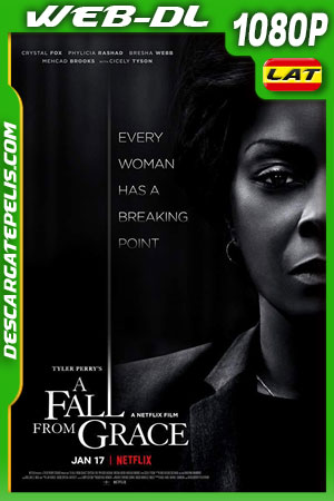 A Fall from Grace (2020) 1080p WEB-DL Latino – Castellano – Ingles