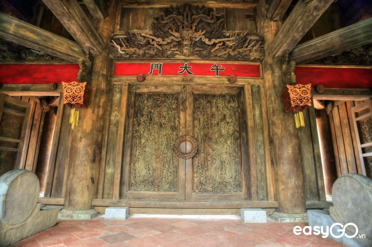 Lam Kinh relic in the heart of Thanh Hoa