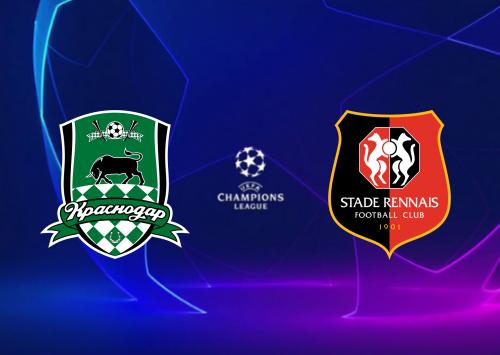 Krasnodar vs Rennes -Highlights 02 December 2020