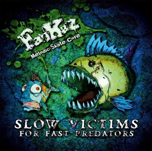 <center>FanKaz - Slow Victims For Fast Predators (2009)</center>