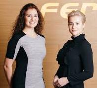 world's youngest billionaires, Alexandra Andreson and Katharina