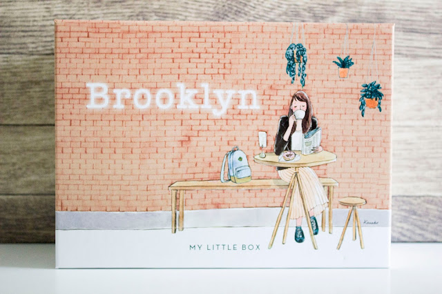 My Little Brooklyn Box octobre 2016