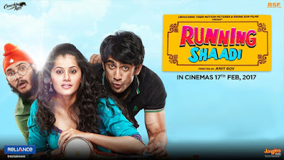 Download Film Running Shaadi (2017)