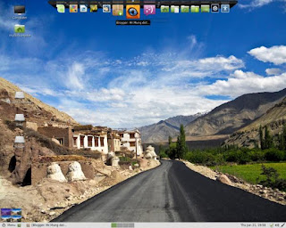 Cairo Dock Linux Mint