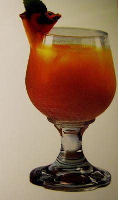 Canotier dans catégorie : Cocktails alcoolisés à base de liqueurs.