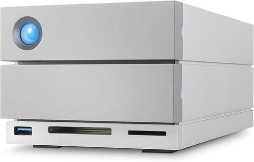 Review LaCie 2big 28TB External RAID Hard Drive HDD