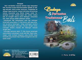 Pertanian Tradisional Bali
