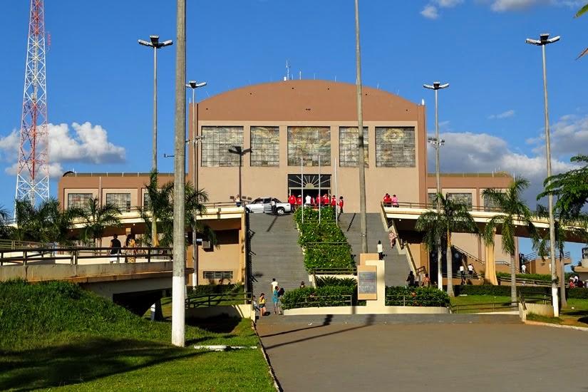 Santuário Basílica Divino Pai Eterno -Trindade - Goiás