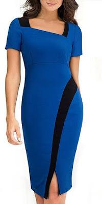 Nos vestidos, a pegada da vez é apostar em decotes inusitados, assimétricos