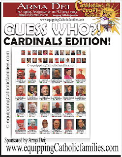 Guess Who?! The Cardinals!