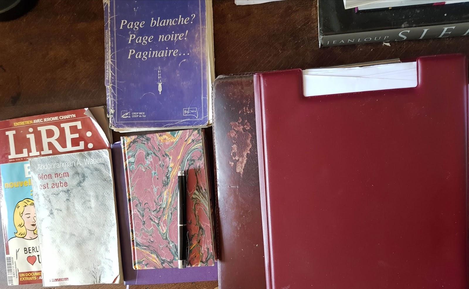 Fragments Poétiques du 07 Juin