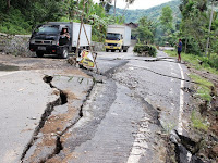 Puluhan Rumah di Ponorogo Harus Direlokasi