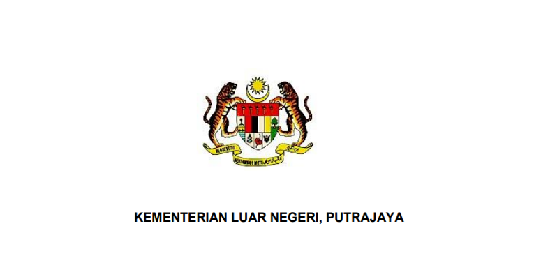 Kekosongan Terkini di Kementerian Luar Negeri